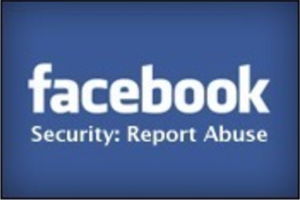 Facebook Report Abuse