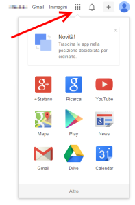 Google Apps Access